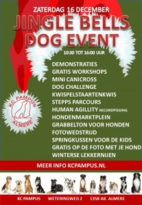 Jingle Bells Dog Event 2017