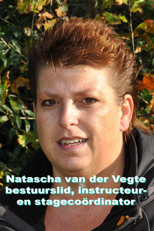 Natascha van der Vegte