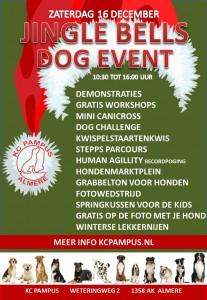 Jingle Bells Dog Event 2017